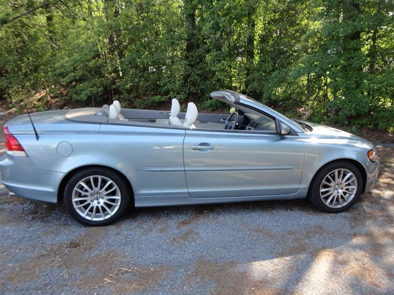 2007 Volvo C70 T5 2dr Convertible In Taylors Sc Happy Trails Auto
