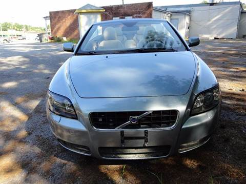 2007 Volvo C70 for sale at HAPPY TRAILS AUTO SALES LLC in Taylors SC