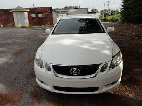 2006 Lexus GS 300 for sale at HAPPY TRAILS AUTO SALES LLC in Taylors SC