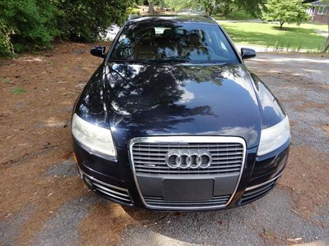 2007 Audi A6 for sale in Taylors, SC