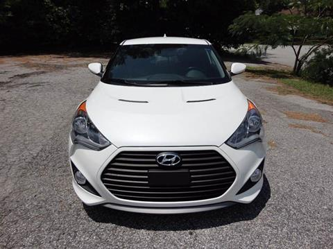 2015 Hyundai Veloster Turbo for sale in Taylors, SC