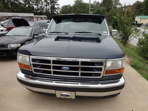 1993 Ford F-150 for sale in Taylors, SC