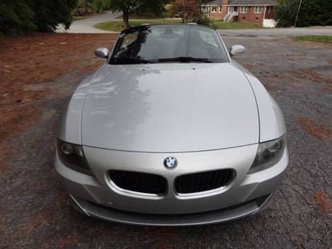 2007 BMW Z4 for sale in Taylors, SC