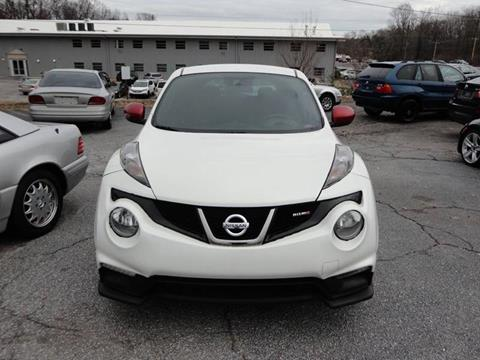 2014 Nissan JUKE for sale in Taylors, SC