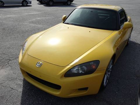 Honda S2000 For Sale >> Honda S2000 For Sale In Taylors Sc Happy Trails Auto