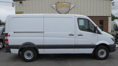2015 Mercedes-Benz Sprinter Cargo for sale in Chesapeake, VA