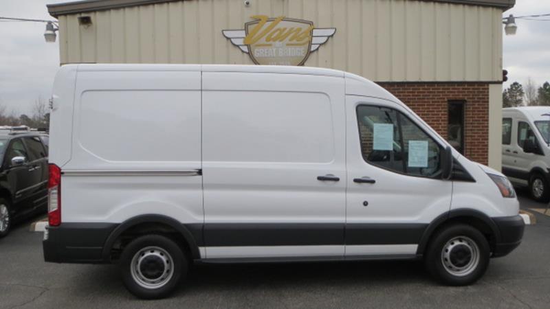 2018 Ford Transit Cargo 150 3dr SWB Medium Roof Cargo Van w
