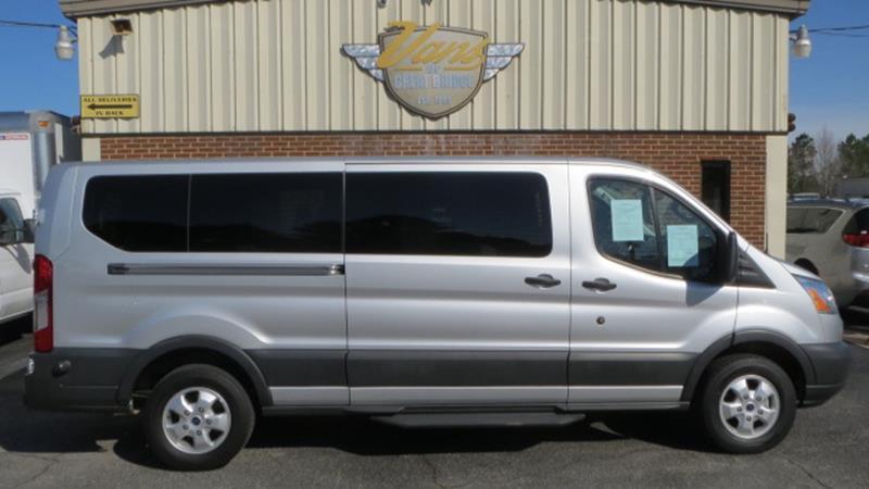 Ford Transit 12 Passenger Van >> 2017 Ford Transit Passenger 350 Xlt 12 Passenger Van In Chesapeake