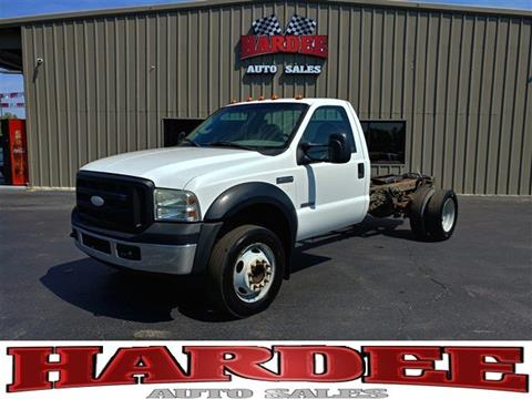 2006 Ford F-550 for sale in Conway, SC