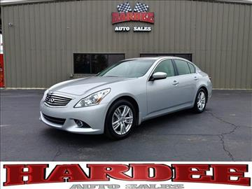 2013 Infiniti G37 Sedan for sale in Conway, SC