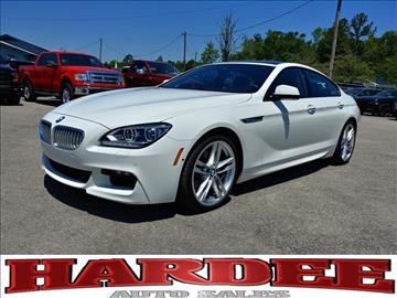 2015 BMW 6 Series for sale in Conway, SC