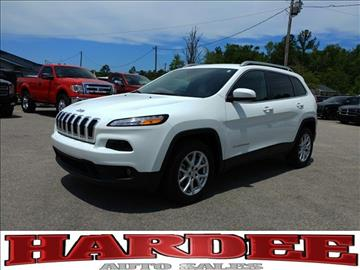 2015 Jeep Cherokee for sale in Conway, SC