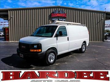 2009 GMC Savana Cargo for sale in Conway, SC