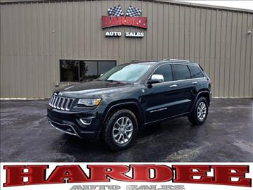 2014 Jeep Grand Cherokee for sale in Conway, SC