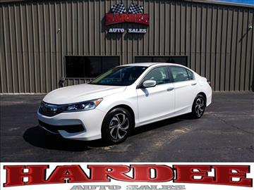 2017 Honda Accord for sale in Conway, SC