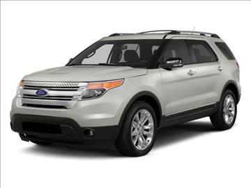 2014 Ford Explorer for sale in Conway, SC