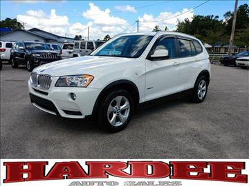 2012 BMW X3 for sale in Conway, SC