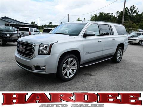 2016 GMC Yukon XL for sale in Conway, SC