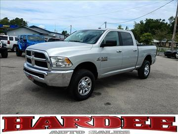 2017 RAM Ram Pickup 2500 for sale in Conway, SC