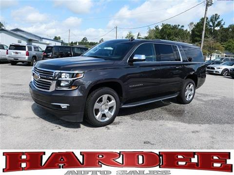 2017 Chevrolet Suburban for sale in Conway, SC