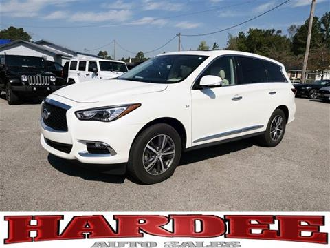 2017 Infiniti QX60 for sale in Conway, SC