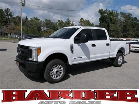 2017 Ford F-250 Super Duty for sale in Conway, SC