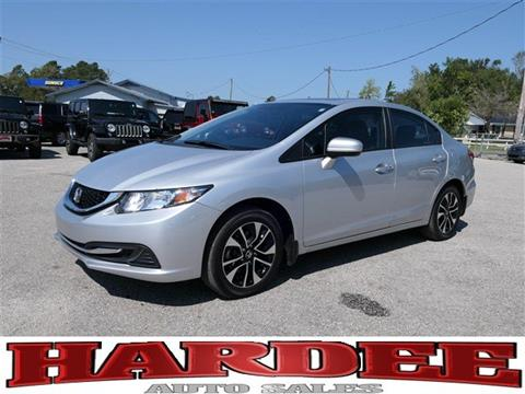 2014 Honda Civic for sale in Conway, SC