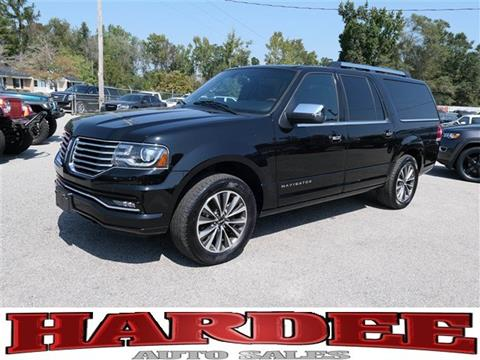 2016 Lincoln Navigator L for sale in Conway, SC