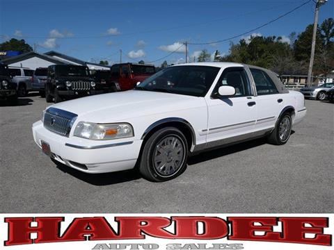2007 Mercury Grand Marquis for sale in Conway, SC