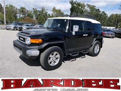 2013 Toyota FJ Cruiser for sale in Conway, SC