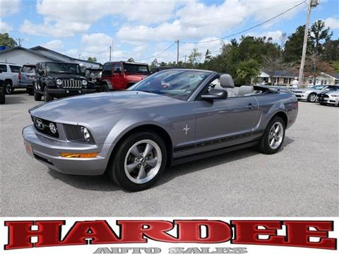 2006 Ford Mustang for sale in Conway, SC