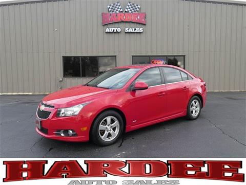 2012 Chevrolet Cruze for sale in Conway, SC