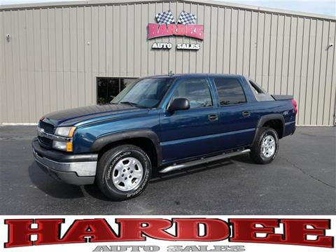 2006 Chevrolet Avalanche for sale in Conway, SC