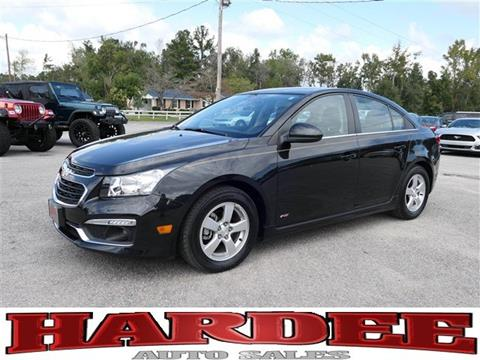 2016 Chevrolet Cruze Limited for sale in Conway, SC