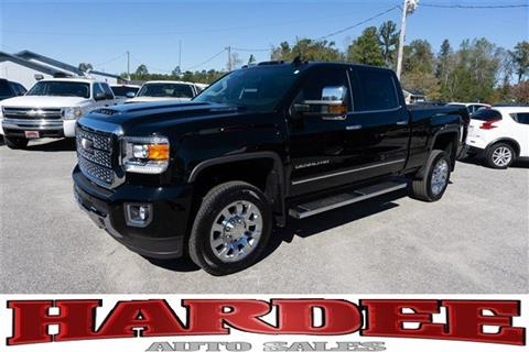 2018 GMC Sierra 2500HD for sale in Conway, SC