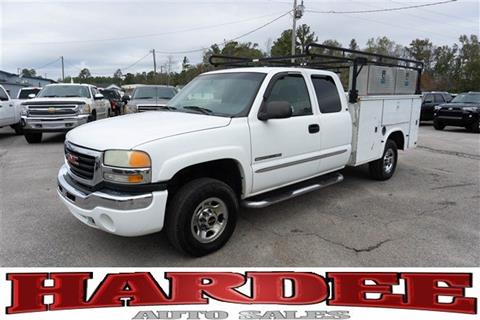 2003 GMC Sierra 2500HD for sale in Conway, SC