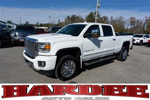 2016 GMC Sierra 2500HD for sale in Conway, SC