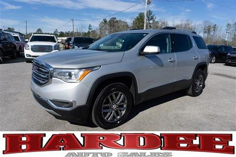 2017 GMC Acadia for sale in Conway, SC