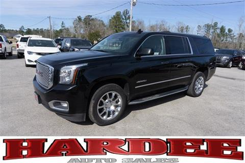 2017 GMC Yukon XL for sale in Conway, SC