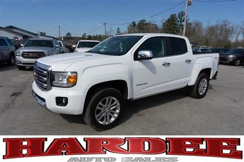 2016 GMC Canyon for sale in Conway, SC