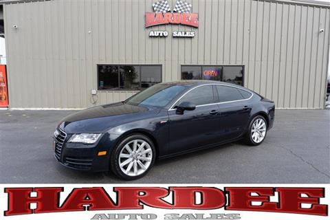 2014 Audi A7 for sale in Conway, SC