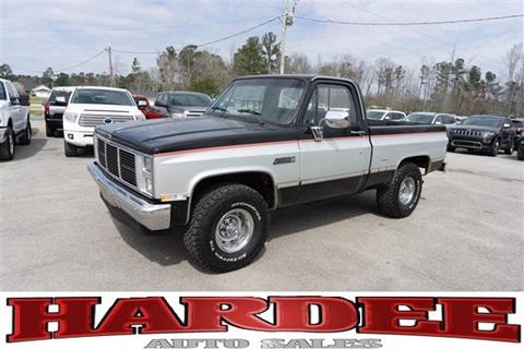 1984 GMC C/K 1500 Series for sale in Conway, SC
