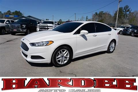2015 Ford Fusion for sale in Conway, SC