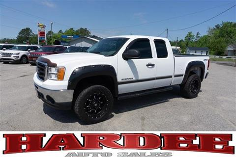 2010 GMC Sierra 1500 for sale in Conway, SC