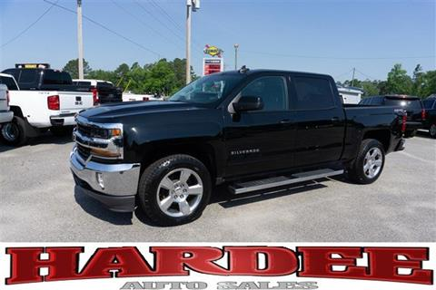 2017 Chevrolet Silverado 1500 for sale in Conway, SC
