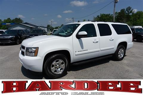 2007 Chevrolet Suburban for sale in Conway, SC