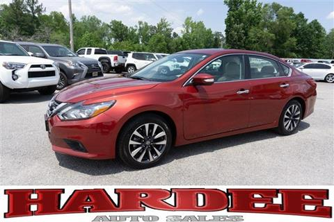 2016 Nissan Altima for sale in Conway, SC