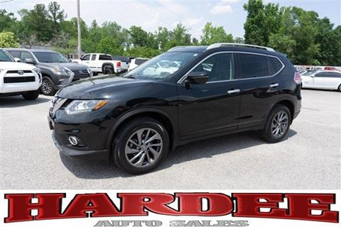 2016 Nissan Rogue for sale in Conway, SC