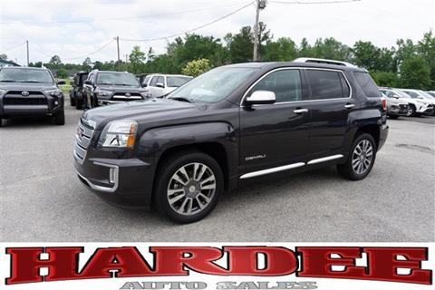 2016 GMC Terrain for sale in Conway, SC