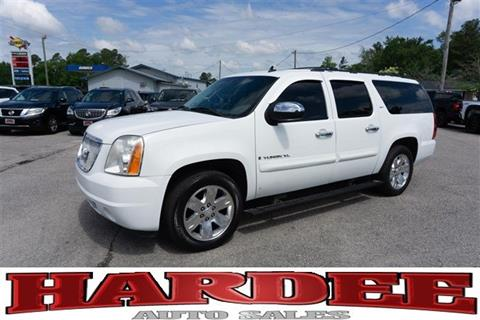 2008 GMC Yukon XL for sale in Conway, SC